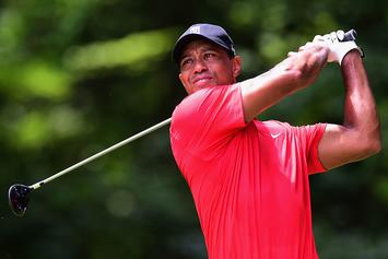 Tiger Announces His Return To Golf