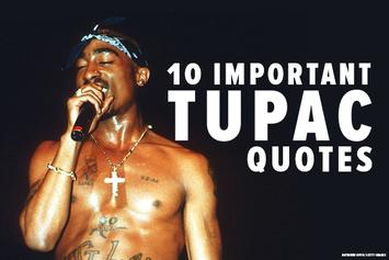 10 Important Tupac Quotes