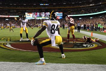 "Antonio Brown On Being Fined For Twerk TD Celebration: ""Nothing To A Boss"""