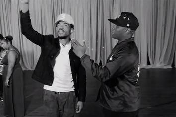 """Chance The Rapper Feat. Jay Electronica """"How Great"""" Video"""