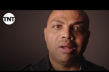 "Watch The Trailer For Charles Barkley's New TNT Series ""The Race Card"""