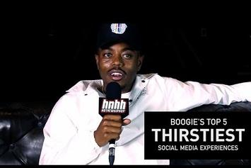Boogie's Top 5 Thirsty Social Media Experiences