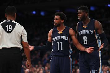 Mike Conley Out Indefinitely After Suffering Vertebrae Injury