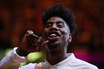 Iman Shumpert Says He Won't Visit The White House If Cavs Repeat This Season