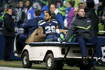 Seahawks' Earl Thomas Hints At Retirement After Suffering Broken Leg