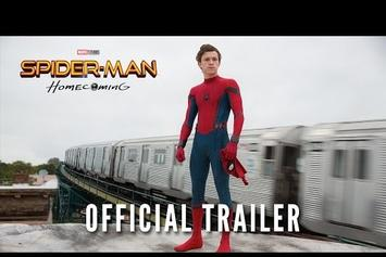 """Watch The Awesome """"Spider-Man: Homecoming"""" Official Trailer"""