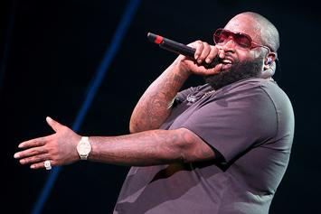 "Rick Ross Says That Kanye West ""Played Y'all Niggas"""