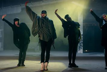 """Chris Brown Feat. Usher, Gucci Mane """"Party"""" Video"""