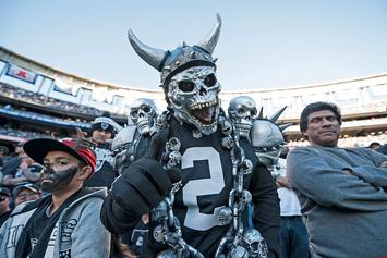 Oakland Raiders Clinch First Playoff Spot Since 2002