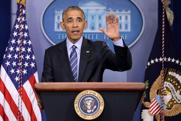 Obama Continues Record-Setting Streak Of Clemency For Nonviolent Drug Offenders