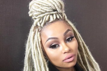 Blac Chyna Upset At Lowball Offer By Adidas In Shoe Deal