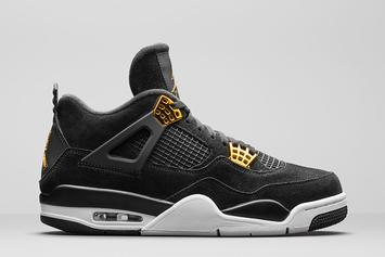 """Royalty"" Air Jordan 4 Release Date Confirmed"