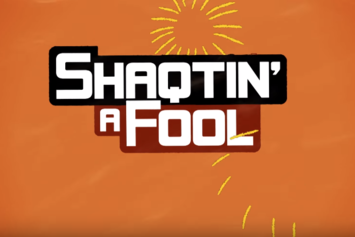 Shaqtin A Fool Ft. The Houston Rockets' Towel Boy