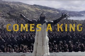 "Watch The Exciting Trailer For ""King Arthur: Legend Of The Sword"""