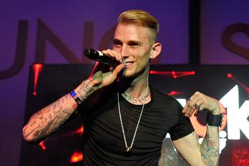 Machine Gun Kelly's Las Vegas Residency Kicked Off With A Bang
