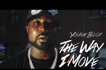 "Young Buck ""The Way I Move"" Video"