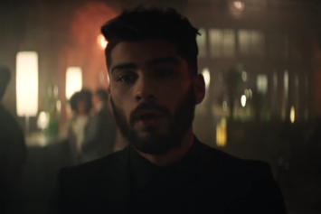 "Zayn & Taylor Swift ""I Don't Wanna Live Forever"" Video"