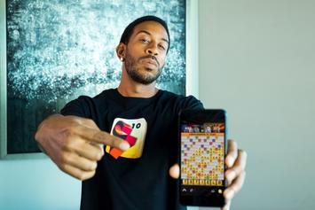 Ludacris Launches Mobile Game Called Slang N' Friendz