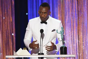 Watch Mahershala Ali's Powerful SAG Awards Acceptance Speech