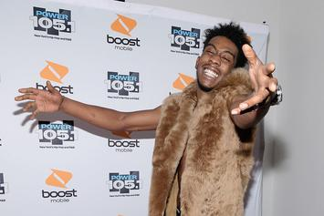 "Desiigner's New Song ""Outlet"" Premieres On Instagram Live"