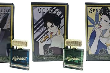 Who Asked For This? A Company Made Weed-Scented Perfumes