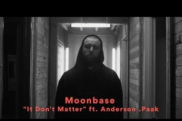 "Moonbase Feat. Anderson .Paak ""It Don't Matter"" Video"