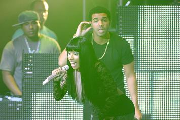 a51cf9a9ace Drake Reportedly Urged Nicki Minaj To Dump Meek Mill Years Ago