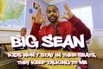 "Watch Big Sean, Ice Cube, Migos & Ty Dolla Sign Rap Along With Second Graders On ""Ellen"""