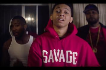"Lil Bibby ""Mob (Freestyle)"" Video"