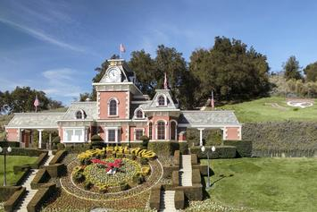 Michael Jackson's Neverland Ranch Is For Sale Again (With A New Name)