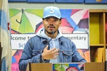 Read Chance The Rapper's Foreword From Kevin Coval's Poetry Book