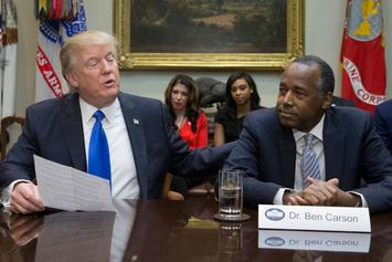 """The Internet Had A Lot To Say About Ben Carson Calling Slaves """"Immigrants"""""""