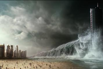 """Watch The Teaser For """"Geostorm"""" Another End-Of-The-World Movie"""