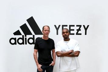Adidas Stock Has Reportedly Risen Over 67% In The Last Year