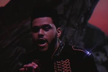 "The Weeknd Feat. Daft Punk ""I Feel It Coming"" Video"