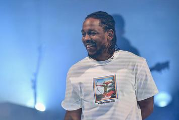 Kendrick Lamar's Label Reportedly Trying To Block His Track With Canadian Rapper