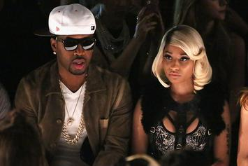 "Nicki Minaj Apparently Owes Safaree Money For ""The Pinkprint"""