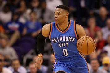 "Russell Westbrook Becomes First NBA Player To Record ""Perfect"" Triple-Double"