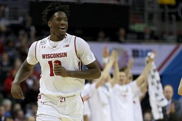 Wisconsin's Nigel Hayes Trashes New York City Ahead Of Sweet 16 Game At MSG