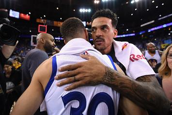 "Matt Barnes On Playing Against Former Team: ""I'm Trying To Kill Them"""