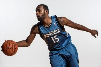 Shabazz Muhammad's Side Chick DM'd His Alleged Girlfriend After He Stranded Her