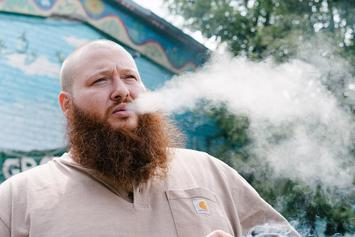 "Action Bronson's ""Blue Chips 7000"" Is Nearly Done"