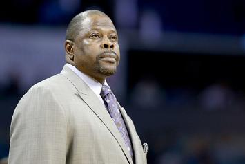 Patrick Ewing Named Georgetown Hoyas New Head Coach