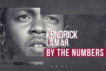Kendrick Lamar's First 3 Albums: By The Numbers