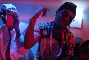 """Tuki Carter Feat. Juicy J """"Jerry Maguire"""" Video"""