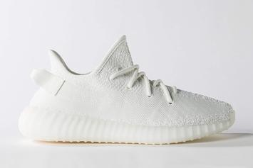 """""""Cream White"""" Yeezy Boosts Will Reportedly Be More Available Than Others"""