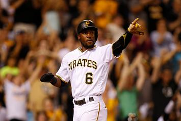 MLB Suspends Pirates Outfielder 80 Games After Testing Positive For PEDs