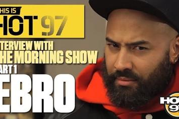 "VH1's ""This Is Hot97"" Ebro, Peter Rosenberg & Cipha Sounds Interview (Part 1)"