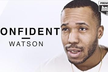 Watson - Confident (Official Music Video)