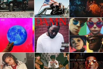 The Best Hip Hop Songs Of April (On Spotify)